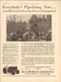international harvester 1930 mccormick-deering tractor vintage ad