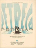Petroleum Rectifying Company 1930 Vintage Ad Crude Electrical Process