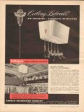 lincoln engineering co 1955 zollinger shell service station vintage ad