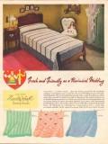 cabin crafts inc 1946 fresh friendly provincial wedding vintage ad