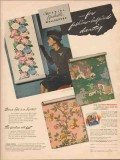 imperial paper color corp 1946 fashion inspired decorating vintage ad