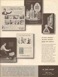al paul lefton company 1946 buyers market media advertising vintage ad