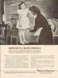 bank of america 1947 godmother jean durain art jim forman vintage ad