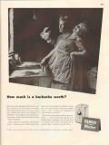 bendix home appliances inc 1947 backache automatic washer vintage ad