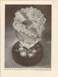 caron corp 1947 fleurs de rocaille parfum imported perfume vintage ad