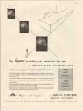 j e sirrine company 1947 engineer cost protection power vintage ad