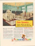 pittsburgh plate glass company 1947 ecusta paper corp paint vintage ad