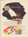 american mariella co 1947 great name classical finish paint vintage ad