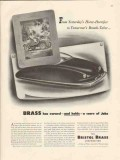 bristol brass corp 1947 tomorrows breath taker score jobs vintage ad