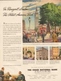 chase national bank 1947 resurgent london oldest american vintage ad