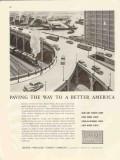 lehigh portland cement company 1947 paving better america vintage ad