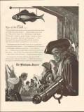philadelphia inquirer 1947 sign of the fish mac raboy media vintage ad