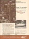 Amercoat Corporation 1962 Vintage Ad Placid Oil Co Dimetcote Coating