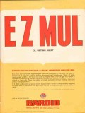 National Lead Company 1962 Vintage Ad Oil Baroid Wetting Agent EZ Mul