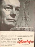Bovaird Supply Company 1962 Vintage Ad Oil Mr W G Rudd Sales Manager
