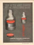 Larkin Packer Company 1962 Vintage Ad Oil Field Swage Nipple Famous