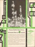 Procon Inc 1962 Vintage Ad Builds High Purity Benzene Plant Sweeney TX