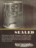 allis-chalmers 1936 sealed reyrolle switchgear electrical vintage ad