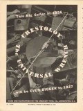 crescent tool company 1936 big seller universal wrench vintage ad