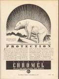 hoskins mfg company 1936 polar chromel alloy heating vintage ad