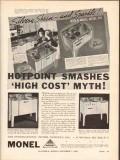 international nickel company 1936 hotpoint monel metal top vintage ad
