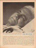 ciba 1959 doridem night-time sedation elderly medical vintage ad