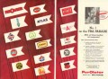 purolator products inc 1955 tba parade leading oil company vintage ad