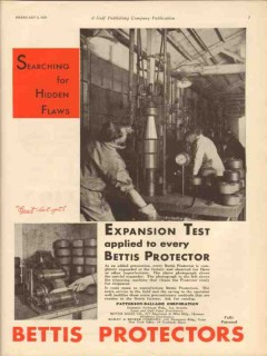 Patterson-Ballagh Corp 1931 Vintage Ad Oil Expansion Test Hidden Flaw