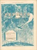 Petroleum Rectifying Company 1931 Vintage Ad Petreco Dehydrating Crude
