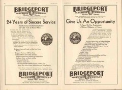 Bridgeport Machine Company 1931 Vintage Ad Oil Service Opportunity