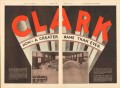 Clark Brothers Company 1931 Vintage Ad Oil Field Engines Greater Name