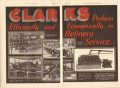 Clark Brothers Company 1931 Vintage Ad Oil Refinery Engines Economic