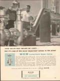ACF Industries 1962 Vintage Ad W-K-M Leverlock Gate Valve Never Used