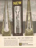 Baker Oil Tools Inc 1962 Vintage Ad Fill Casing Control Pressure Surge