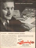 Bovaird Supply Company 1962 Vintage Ad Oil Mr Clay Underwood Sales Mgr