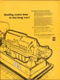 Byron Jackson Pumps Inc 1962 Vintage Ad Oil BJ High Pressure Quality