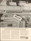 caterpillar tractor company 1962 miser low price tag frugal vintage ad