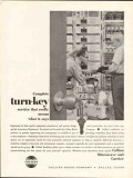 collins radio company 1962 turnkey microwave carrier vintage ad