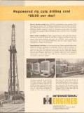 International Harvester Company 1962 Vintage Ad Oil Engines Repowered