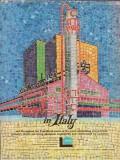 Lummus Company 1962 Vintage Ad Oil Gas Process Industry Plant Italy