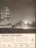 Petroleum Electric Power Assoc 1962 Vintage Ad Oil Gas Refining Bright