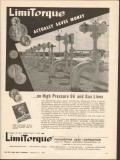Philadelphia Gear Corp 1962 Vintage Ad Oil Gas Limitorque Line Control