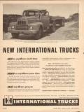 international harvester 1953 new roadliner r-195 trucks vintage ad