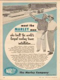 Marley Company 1953 Vintage Ad Oil Cooling Tower Andy Anderson Meet
