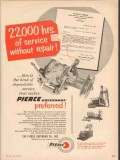 Pierce Governor Company 1953 Vintage Ad Oil Kenneth Forker Albion IN