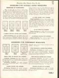 Chamberlin Metal Weather Strip Company 1938 Vintage Catalog Screens