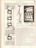 Hopes Windows Inc 1938 Vintage Catalog Casement Projected Winter