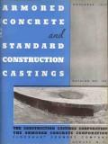 Armored Concrete Corp 1938 Vintage Catalog Construction Castings 109