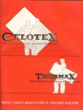 Celotex Corp 1938 Vintage Catalog Insulating Cane Board Products