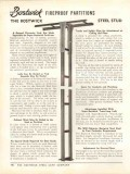 Bostwick Steel Lath Company 1938 Vintage Catalog Metal Truss-Loop Stud